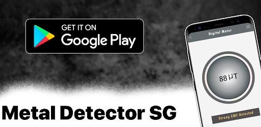 Metal Detector SG Versi 1.0.1