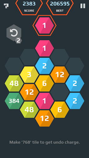 HexaMania Puzzle 1.10.7 screenshots 6