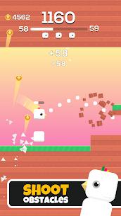 Baixar Square Bird 3 MOD APK – {Versão atualizada} 3