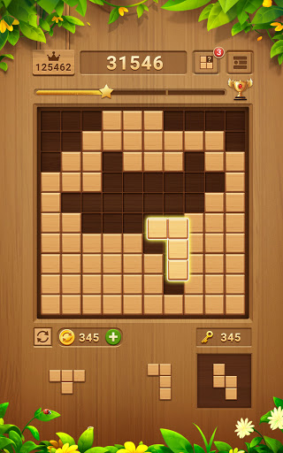 Wood Block Puzzle - Free Classic Block Puzzle Game 2.1.0 screenshots 11