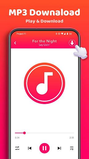 Free Music downloader screenshot 4