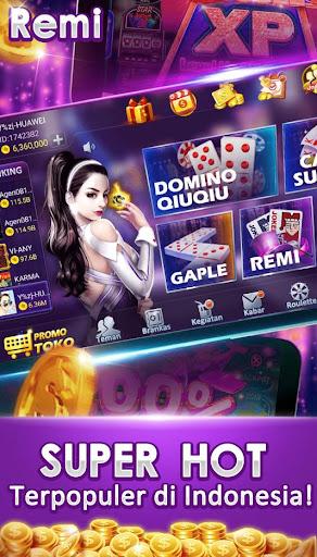 remi joker poker capsa susun Domino qq gaple pulsa 1.4.4 Screenshots 4