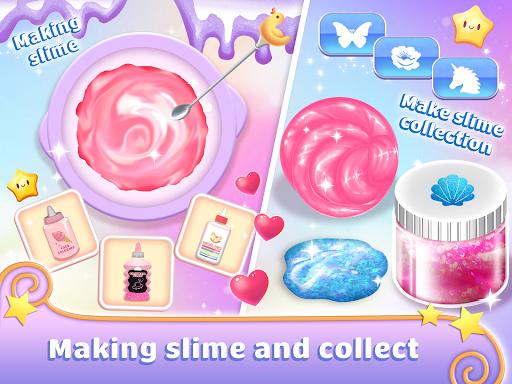 Real Slime Simulator Maker: Dress Up Girl  Screenshots 4