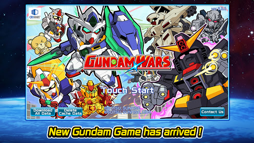 LINE: Gundam Wars! Newtype battle! All the MSes! modiapk screenshots 1