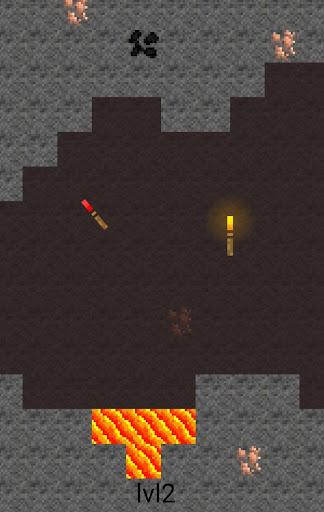 Noob Torch Flip 2D Apkfinish screenshots 3