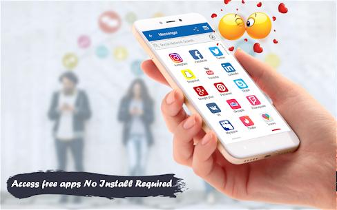 Messenger for All Social Networks 4