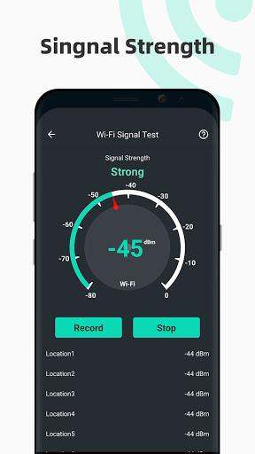 Internet speed test Meter- SpeedTest Master android2mod screenshots 4