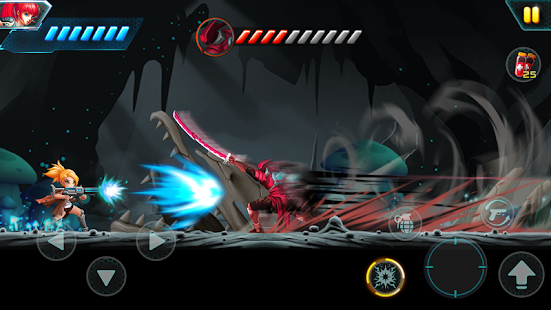 Metal Wings: Elite Force Screenshot