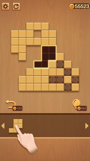 Wood Block Puzzle: Classic wood block puzzle games screenshots 4