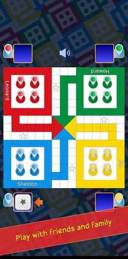 Ludo Classic - Free offline multiplayer board game  updownapk 1
