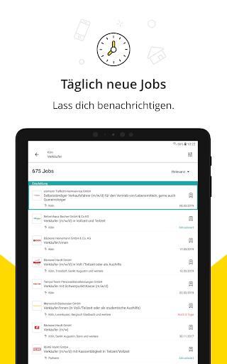 Jobbu00f6rse - Jobs finden auf meinestadt.de android2mod screenshots 10