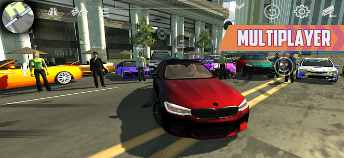 Manual Car Parking Multiplayer: Car Simulator 3.2 screenshots 1