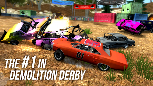Demolition Derby Multiplayer 1.3.6 screenshots 3