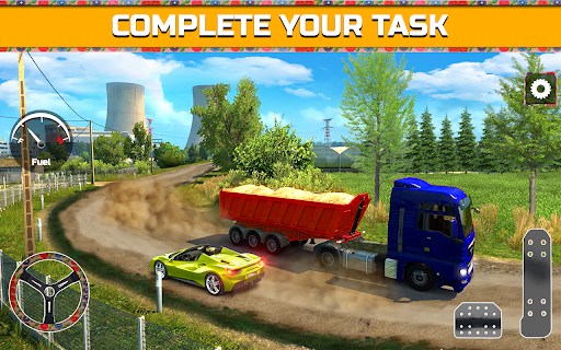 PK Cargo Truck Transport Game 2018 1.5.0 screenshots 16