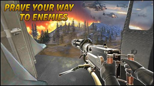 desert storm heli machine gun games screenshot 3