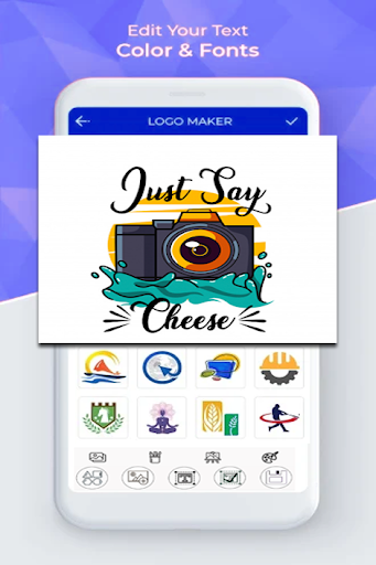 Logo Maker - Logo Creator, Generator & Designer 2.1.9 Screenshots 5
