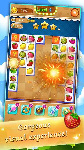 Fruit Connect: Free Onet Fruits, Tile Link Game 1.30201 screenshots 5
