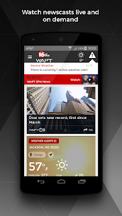 16 WAPT News The One To Watch Apk Download 3