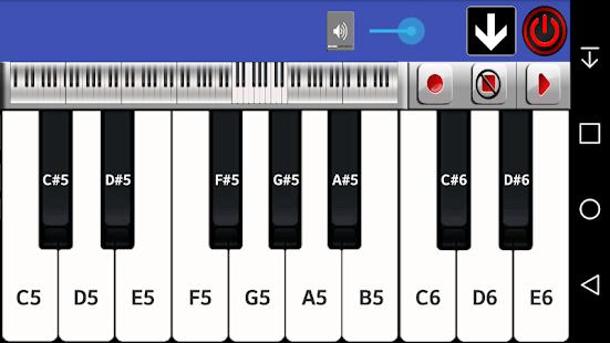 Piano 2.0.28 APK screenshots 14