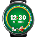 Unicorn Wear - an animated watch face for Wear OS