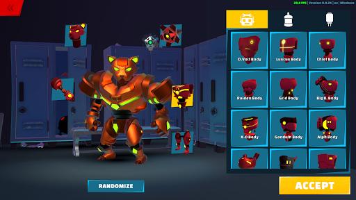 Bomb Bots Arena - Multiplayer Bomber Brawl  screenshots 5