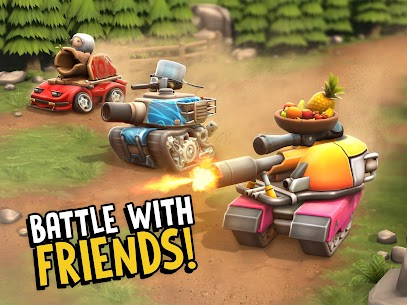 Pico Tanks: Multiplayer Mayhem Mod Apk (Unlimited Money/No Reload) 9