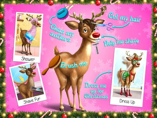Christmas Animal Hair Salon 2  Screenshots 16
