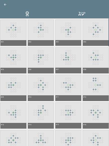 Peg Solitaire  screenshots 18