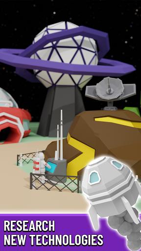 Space Colony: Idle  screenshots 21