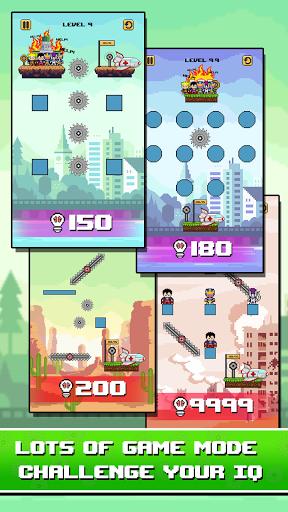 Rope Pixel Master - Rescue Hero Academy 0.14 screenshots 2