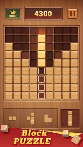 Wood Block 99 - Wooden Sudoku Puzzle modavailable screenshots 4