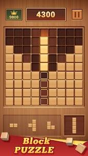 Wood Block 99 – Wooden Sudoku Puzzle 4
