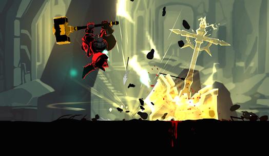 Shadow of Death  Dark Knight – Stickman Fighting Apk Download 3