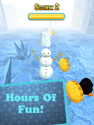 Penguin Run 3D modavailable screenshots 11