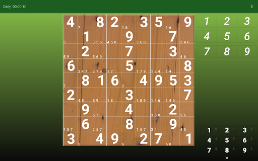 Sudoku (Oh no! Another one!) screenshots 11