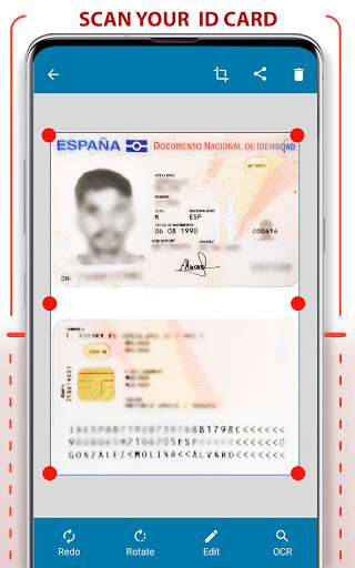 PDF Scanner - Scan documents, photos, ID, passport apktram screenshots 9