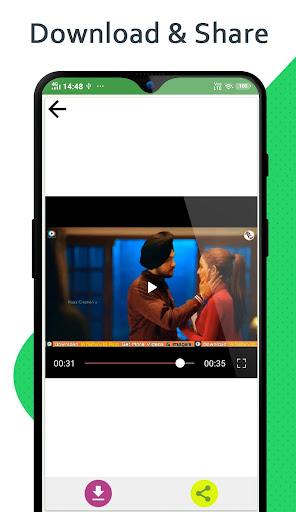 Status Saver - Downloader for Whatsapp 1.93 Screenshots 4