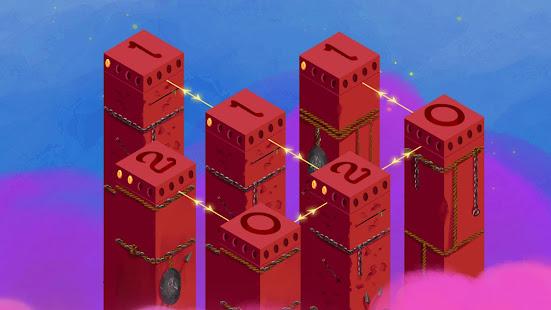 Скриншот №3 к Mystic Pillars Сюжетная игра-головоломка