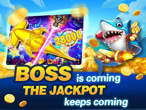 777 Fishing Casino:Cash Slots -Video Poker,Buffalo 1.2.8 screenshots 21