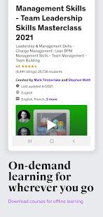 Udemy Business 5.5.1 Screenshots 5