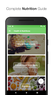 Health and Nutrition Guide & Fitness Calculators 1