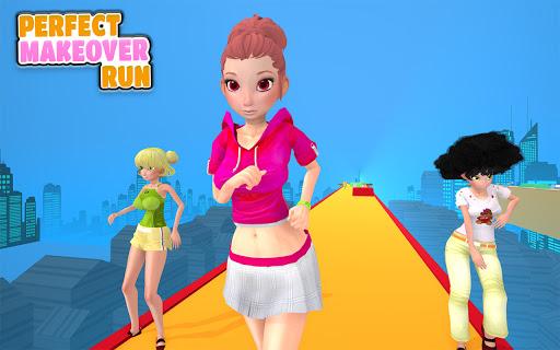 Perfect Makeover Run Challenge screenshots 13