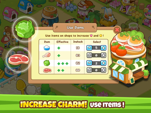Restaurant Paradise: Sim Builder 1.11.1 Screenshots 16
