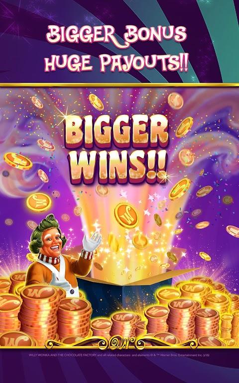 Willy Wonka Slots Free Casino  poster 17