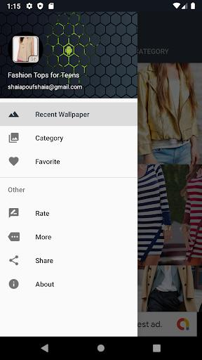Fashion Tops for Teens Design 2.5.0 screenshots 5