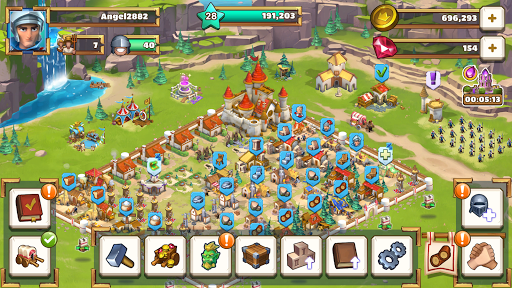 Empire: Age of Knights - Fantasy MMO Strategy Game  Screenshots 5
