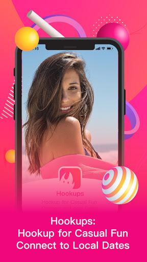 Hookups - Hookup Dating for Singles Date Hook Up  Screenshots 1