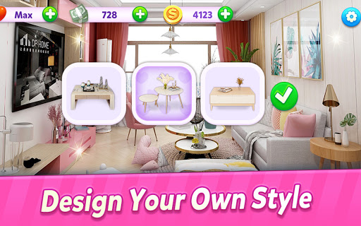 Home Design: House Decor Makeover 1.1.5 screenshots 8