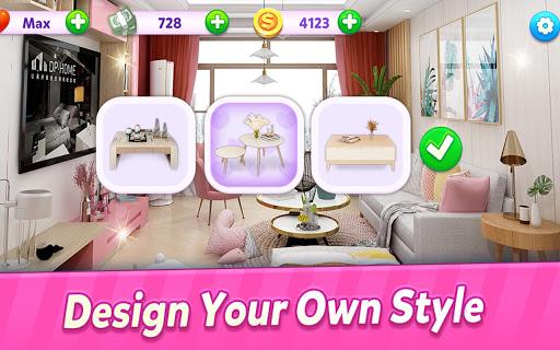 Home Design: House Decor Makeover android2mod screenshots 8