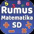 Rumus Matematika SD Kelas 1 - 6